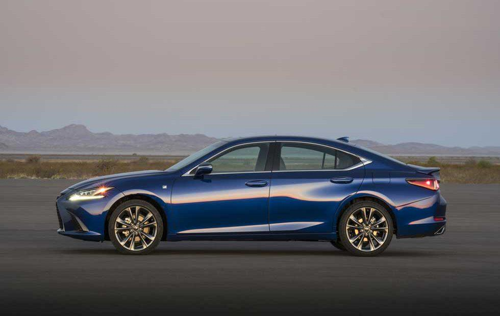 2019 Lexus ES promises new levels of performance and sophistication