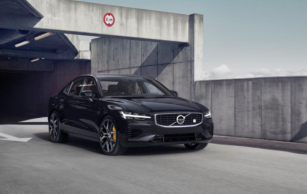 2019 Volvo S60 revealed: Swedish style but made in USA