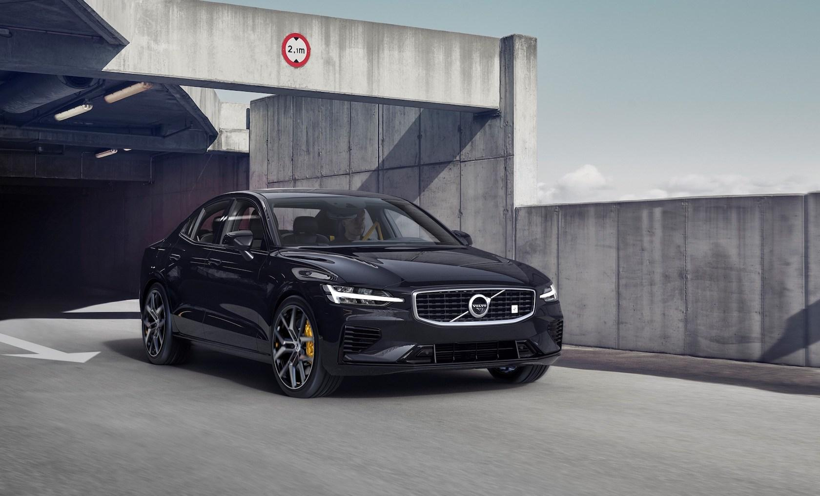 The 2019 Volvo S60 Polestar Will Be Rarer Than A Supercar Update Pricing Slashgear