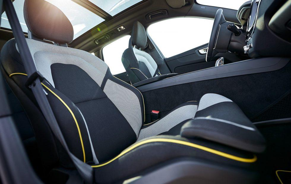 Volvo just made a huge recycled plastic promise
