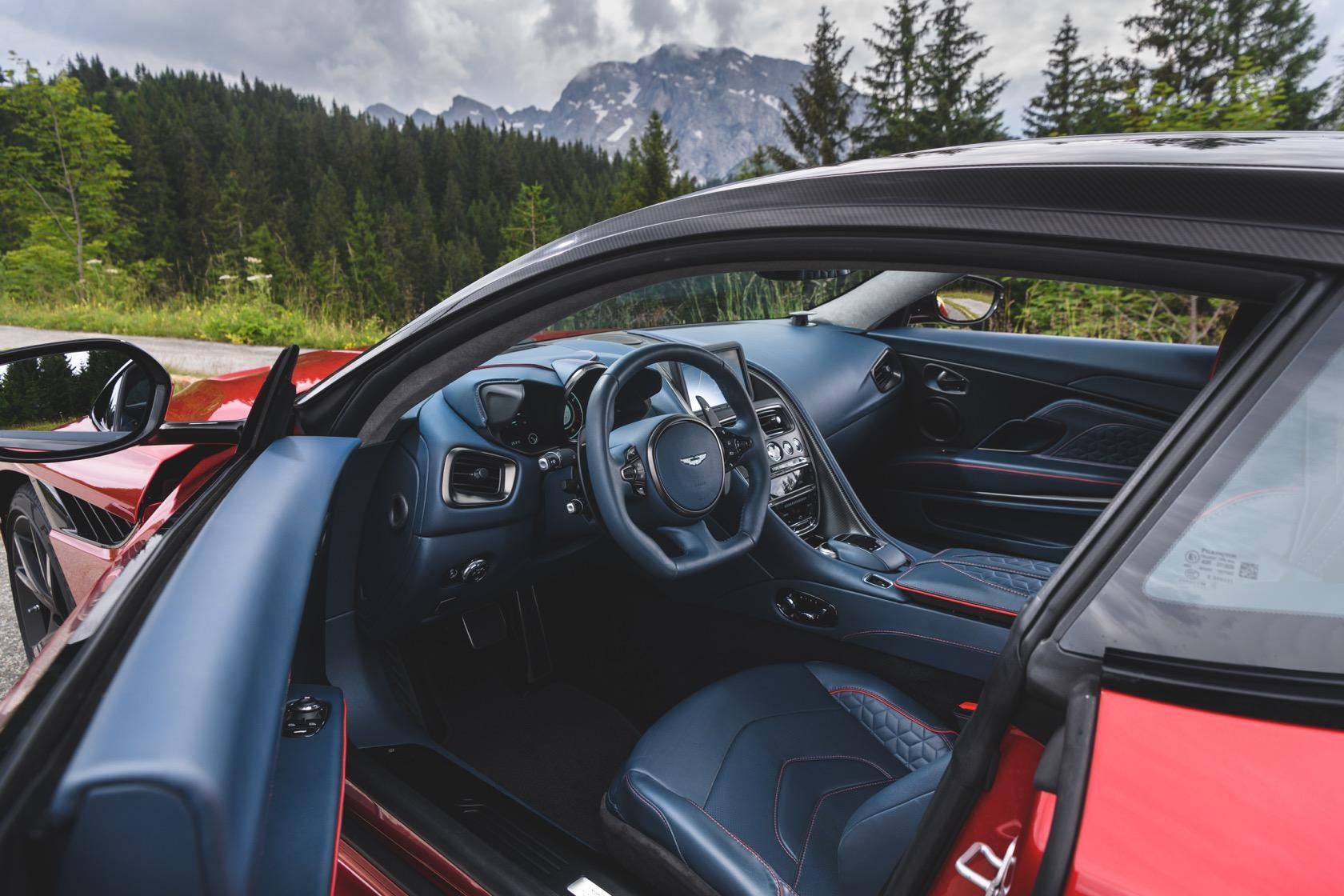 2019 Aston Martin Dbs Superleggera First Drive  A Flagship To Love