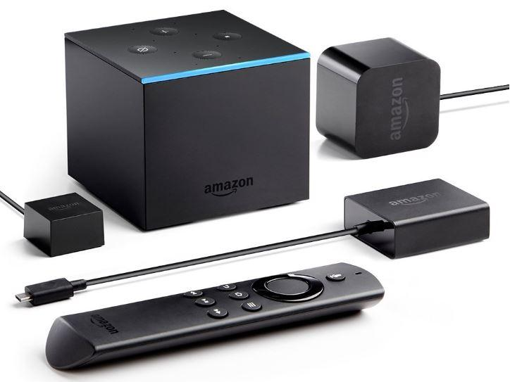 Amazon Fire TV Cube blends new with old - SlashGear