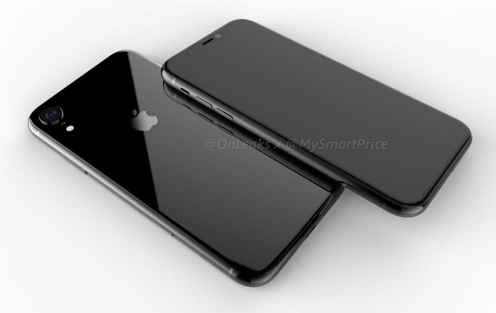 6.1-inch LCD iPhone renders show what you'll be missing