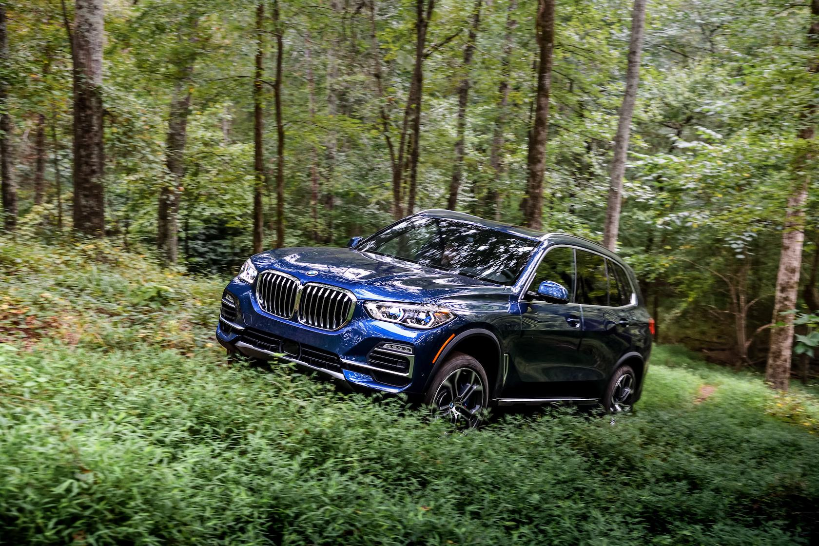 2019 BMW X5 first drive: The Boss is Back with a Vengeance - SlashGear