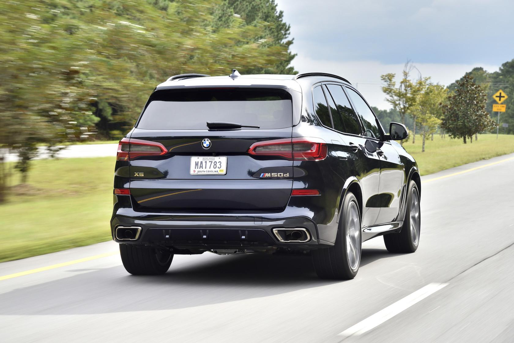2019 Bmw X5 First Drive The Boss Is Back With A Vengeance Slashgear