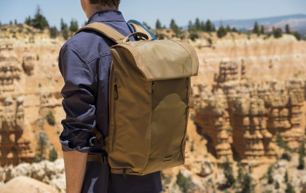 Boundary Errant Pack modular bag has space for everything