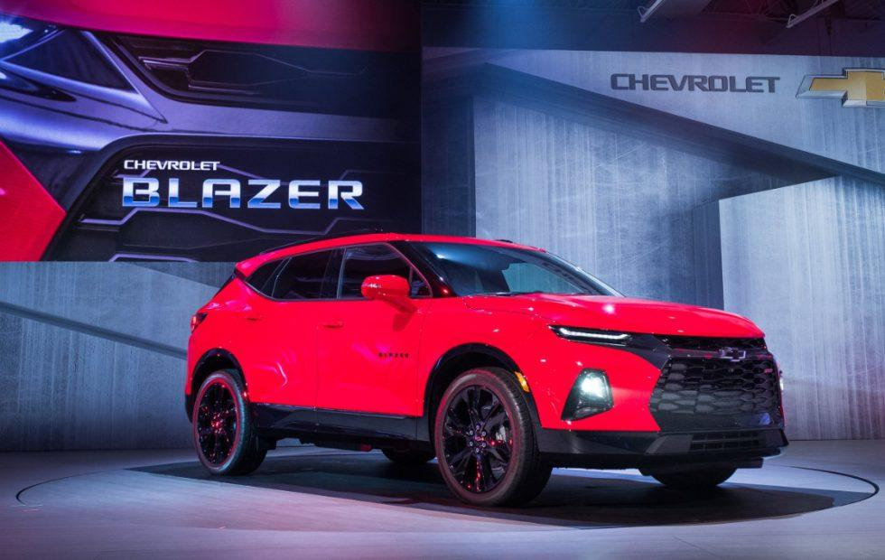 Does the 2019 Chevrolet Blazer deserve its name?