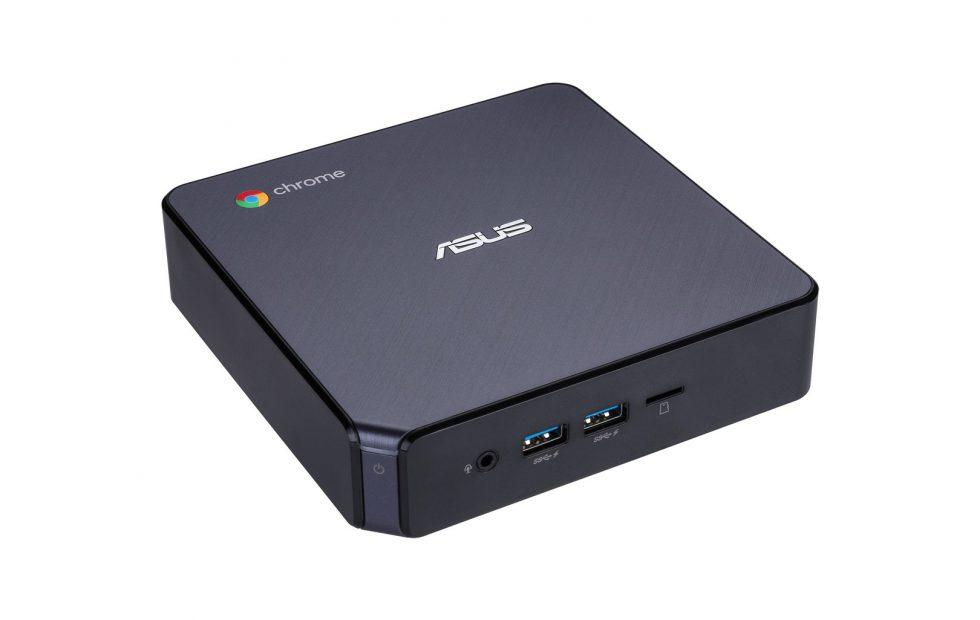 ASUS Chromebox 3 launches: Here's what's inside