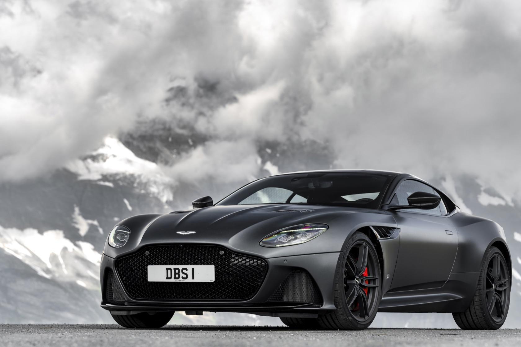 What Tires Fit My Car >> 2019 Aston Martin DBS Superleggera first drive: A flagship ...