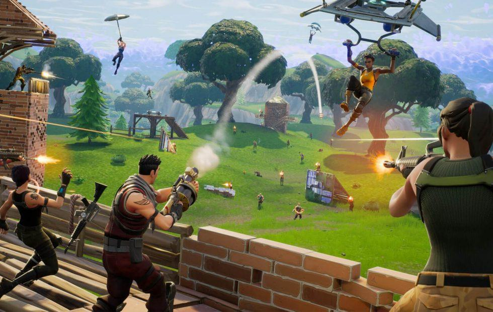 Fortnite On Nintendo Switch Is Looking More And More Like A