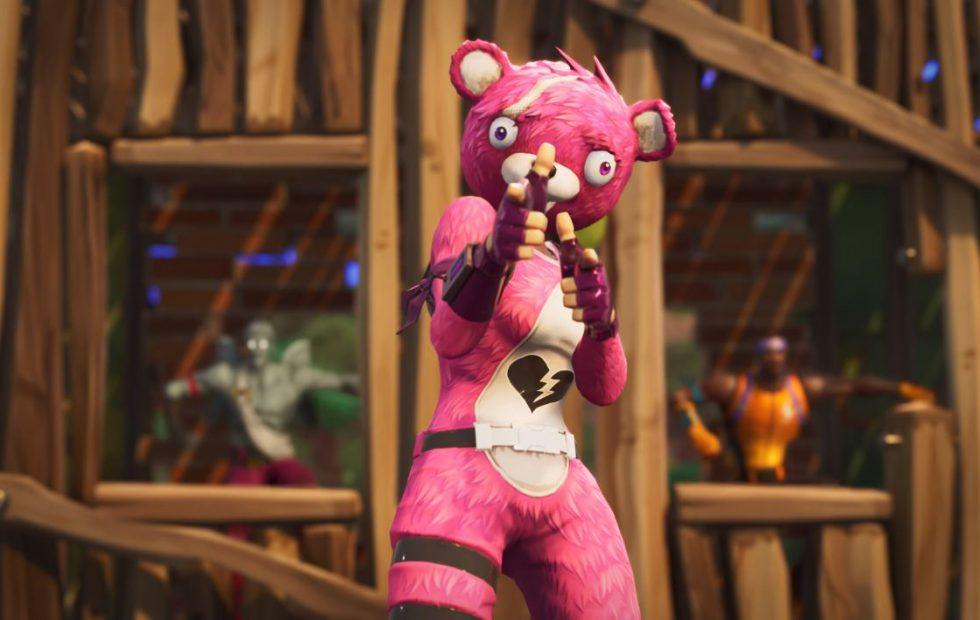 Fortnite competitive play returns with Blitz Showdown
