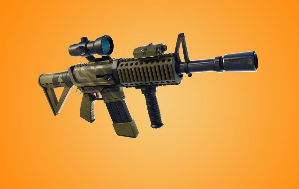 Fortnite v4.4 update removes a much-hated item and adds a new gun