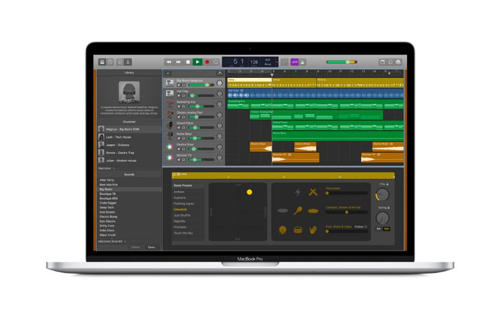 Garageband 10 3 Adds 1 000 Loops 400 Sound Effects And Much More Slashgear