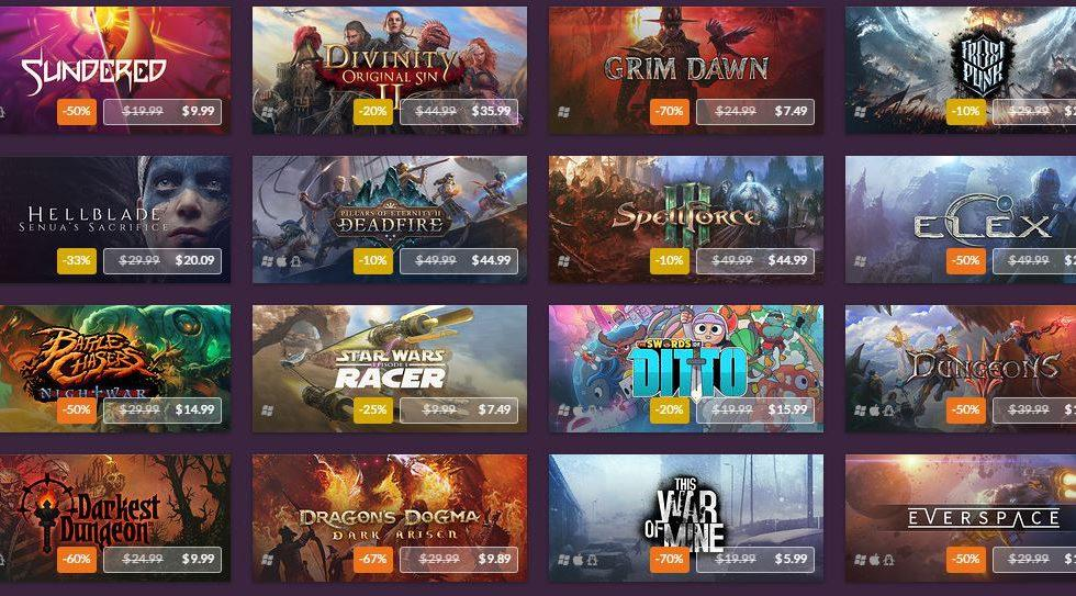 GOG summer sale kicks off with excellent deals and freebies