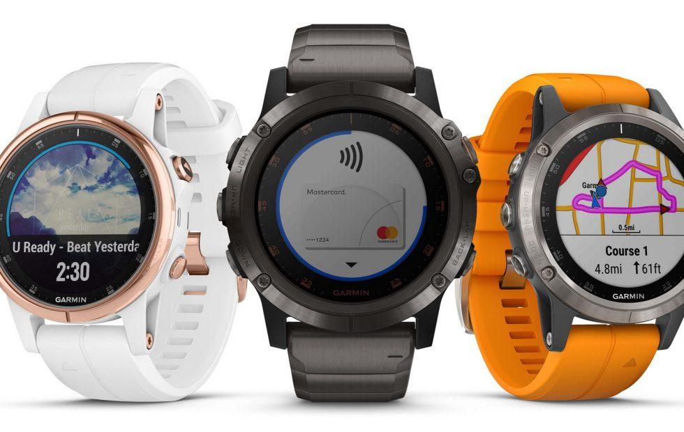 Garmin Fenix 5 Plus Gives Apple Watch Some Do It All Competition