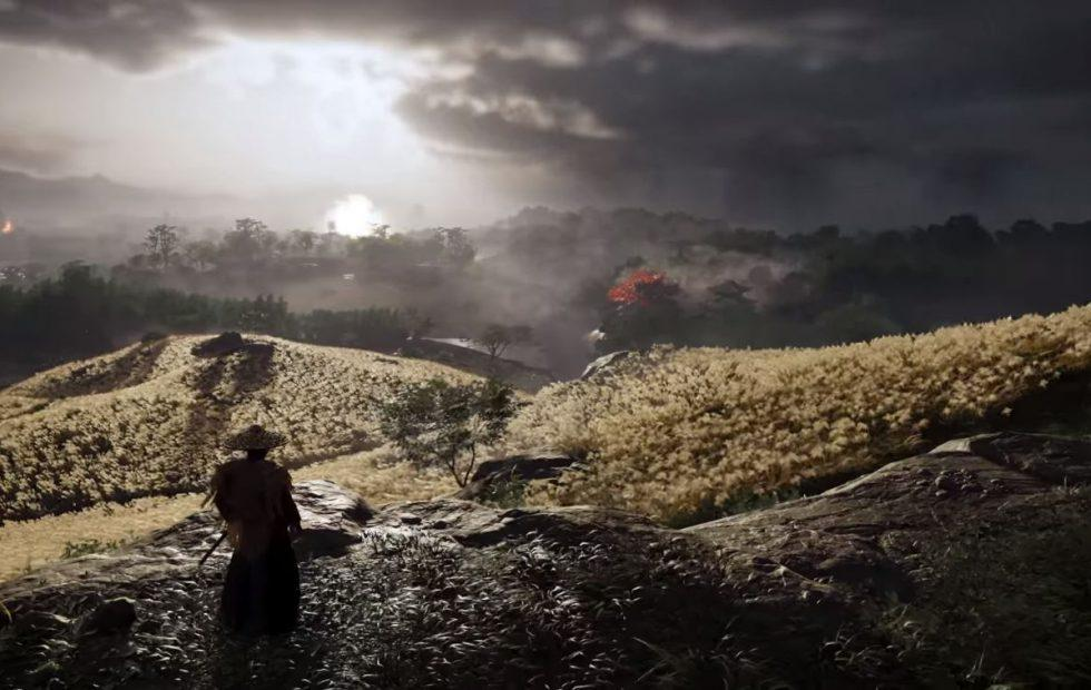 Ghost of Tsushima makes its gameplay debut at E3 2018