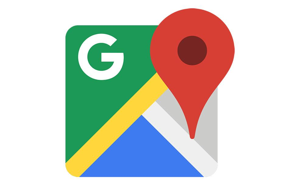Google Maps quick access buttons appear for some users