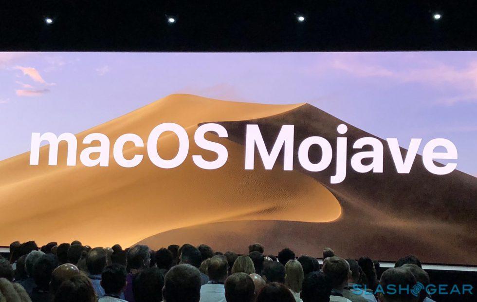 macOS Mojave revealed with Dark Mode