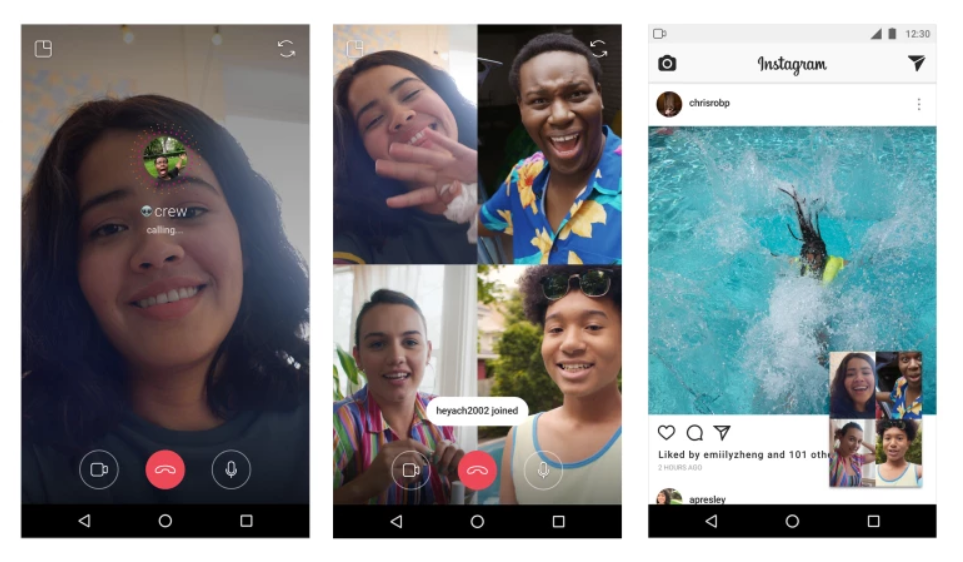 Instagram update adds video chat: Get it here