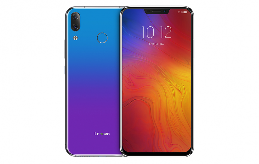 Surprise! The Lenovo Z5 has a notch after all