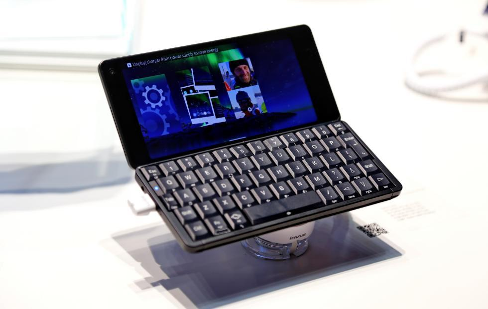 Gemini PDA gives Jolla's Sailfish OS a second chance