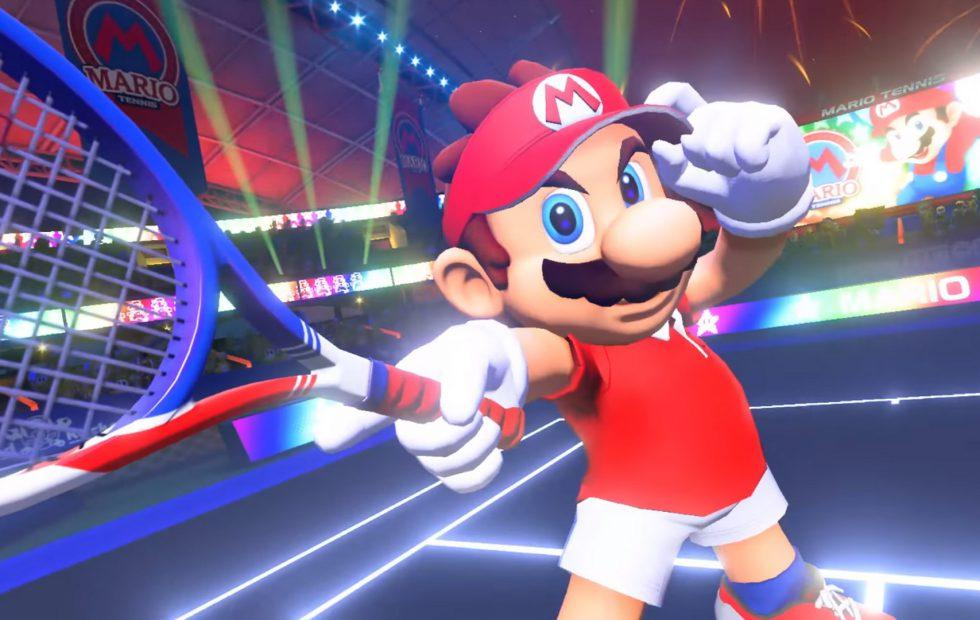 Mario Tennis Aces new characters revealed: here's how to get them