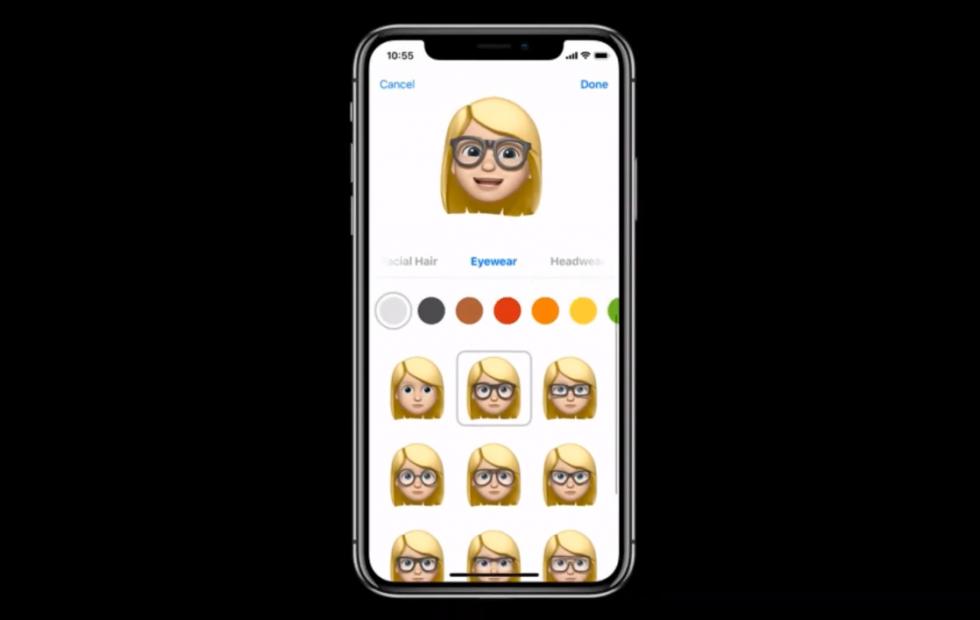 Memoji are iOS 12's answer to Galaxy S9's AR emoji