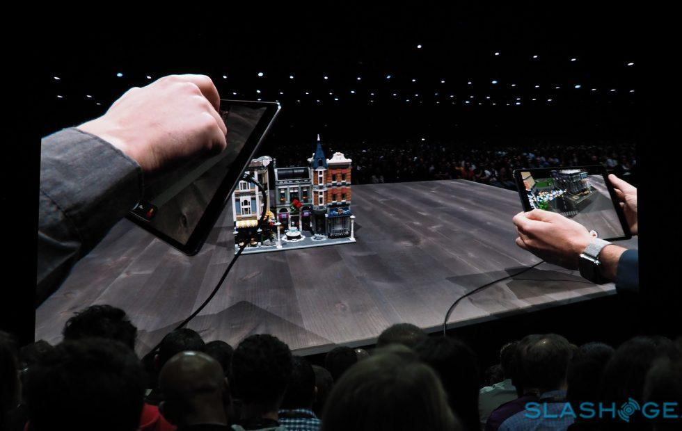 ARKit 2: All the iOS AR Apple showed at WWDC 2018