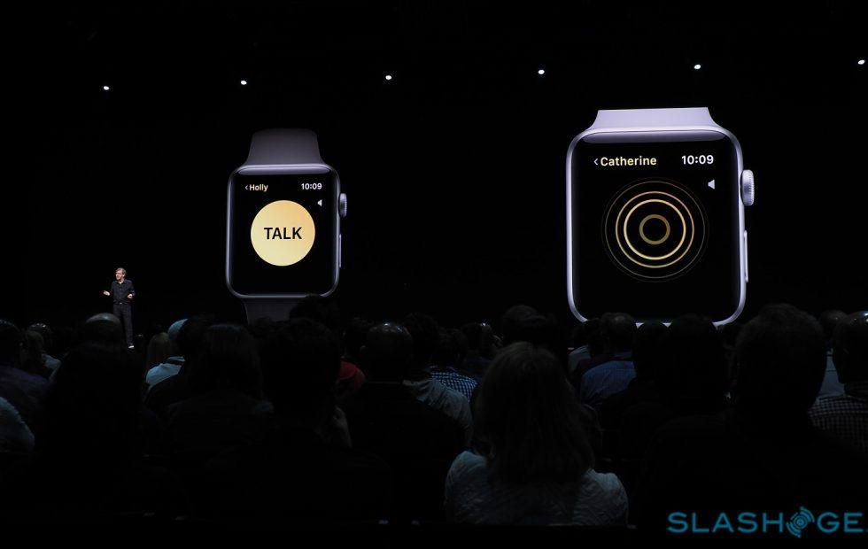 Apple Watch Walkie-Talkie released at last, 4 years later