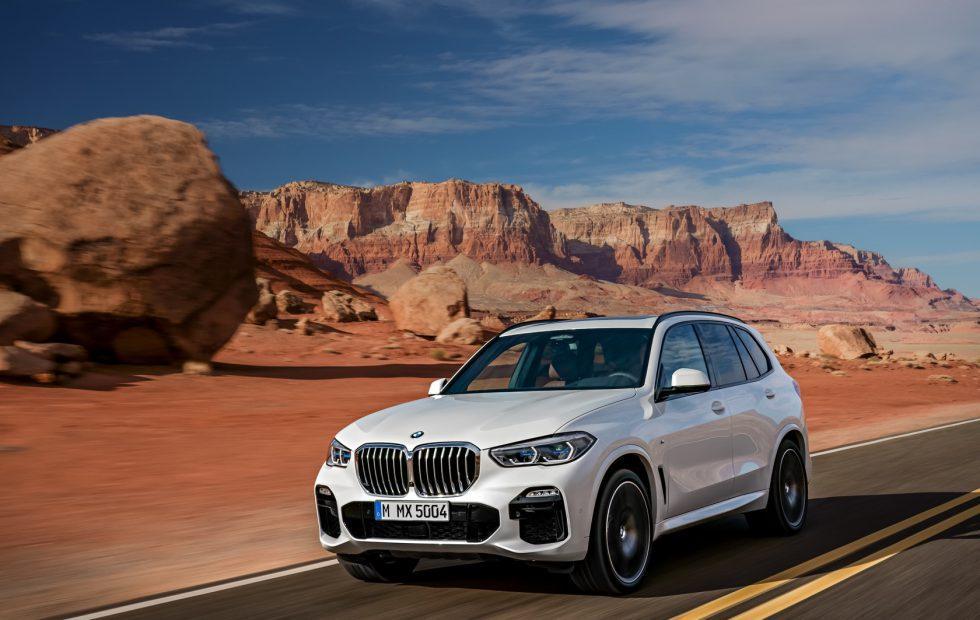 2019 BMW X5 Gallery