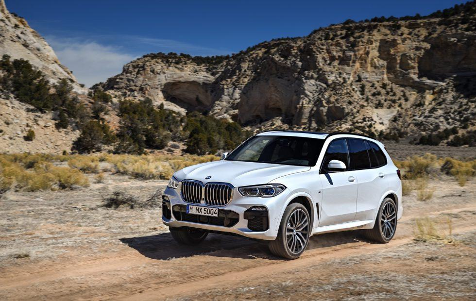 2019 BMW X5 adds more tech and power to luxury SUV
