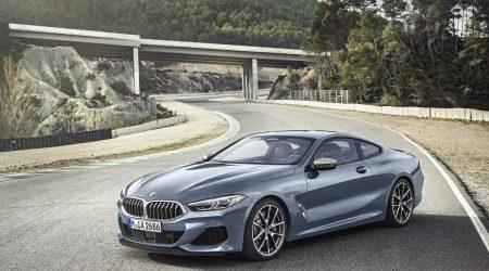 2019 BMW 8 Series Gallery