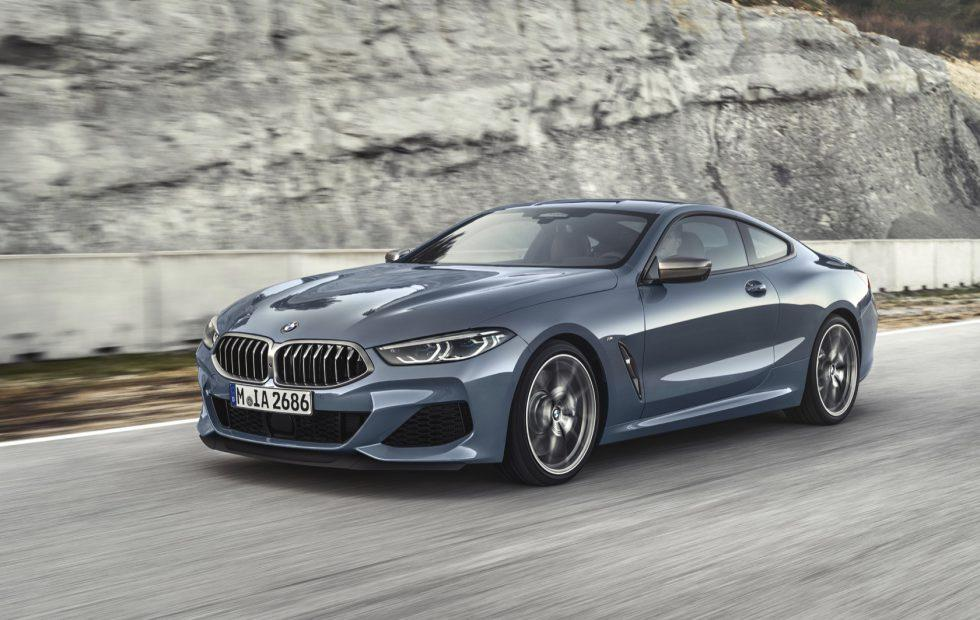 2019 BMW 8 Series official: M850i xDrive packs 523hp V8