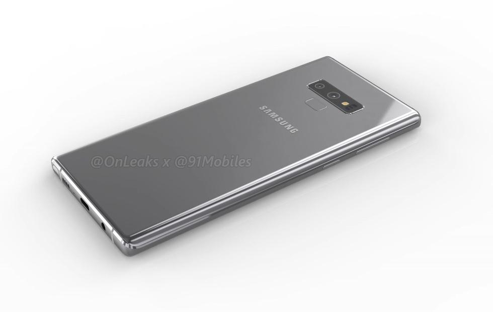 Galaxy Note 9 battery explains camera design and it's all good