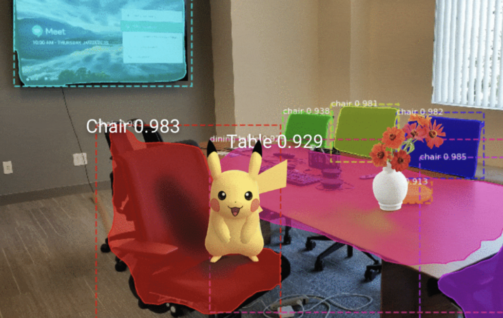 Niantic AR will traverse the real 3D world