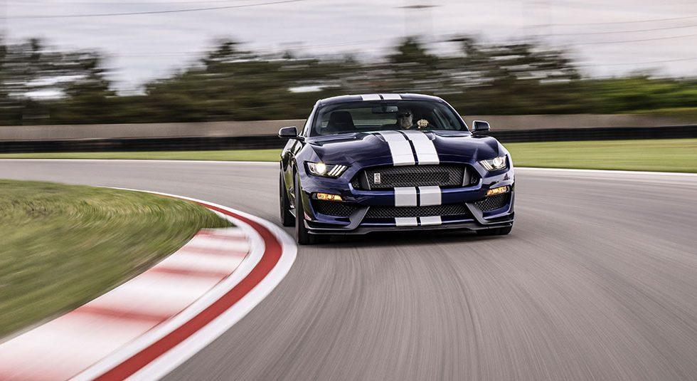 The 2019 Mustang Shelby GT350 just went extra-hardcore