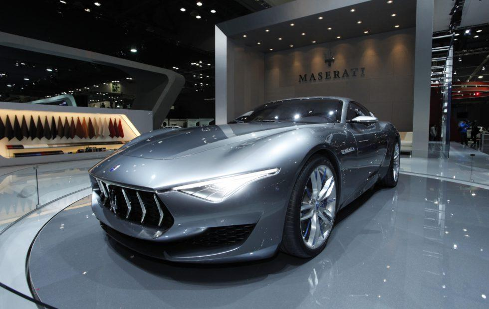 This full-electric Maserati Alfieri aims to eat the Tesla Roadster's lunch