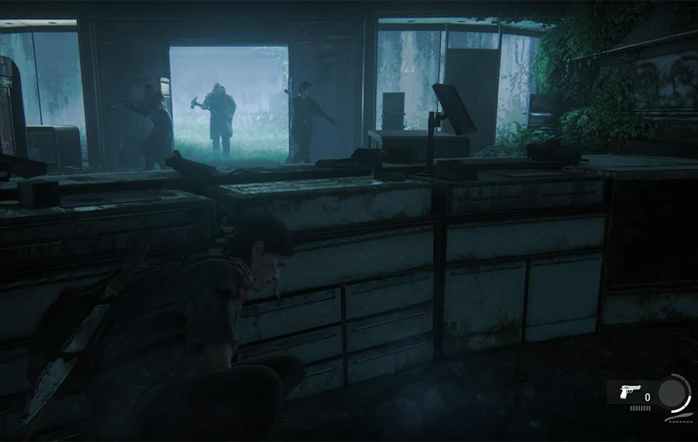 The Last of Us Part 2: watch 12 minutes of intense gameplay