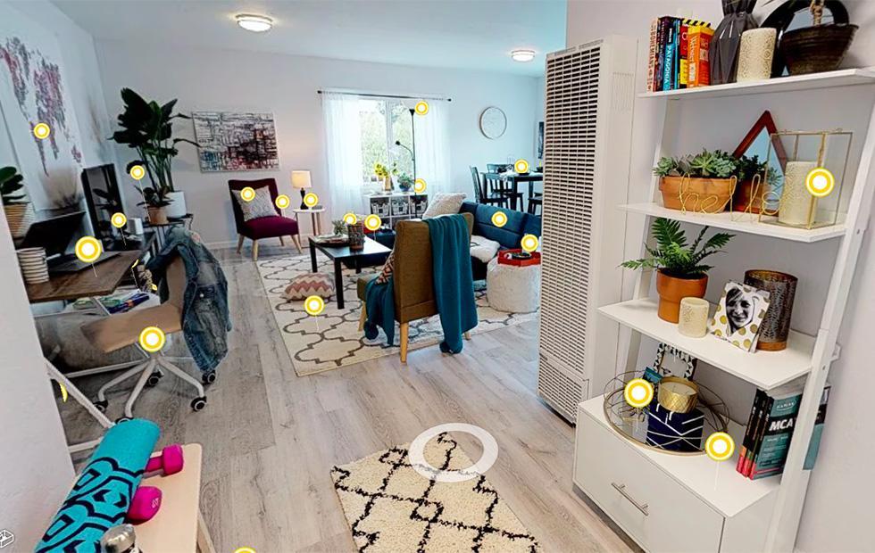 Walmart 3D Virtual Tour brings interactive shopping to retailer's website