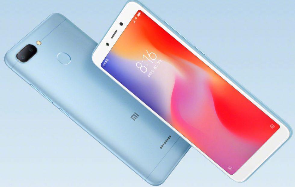 Xiaomi Redmi 6 detailed: A new $150 hero phone