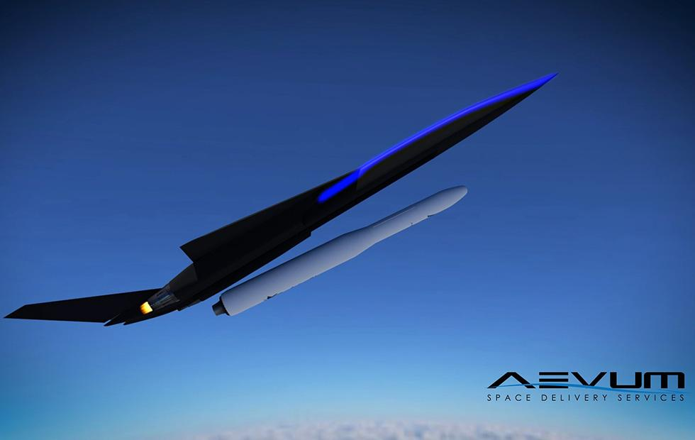 Aevum Ravn unmanned aircraft launches space payloads every 3 hours