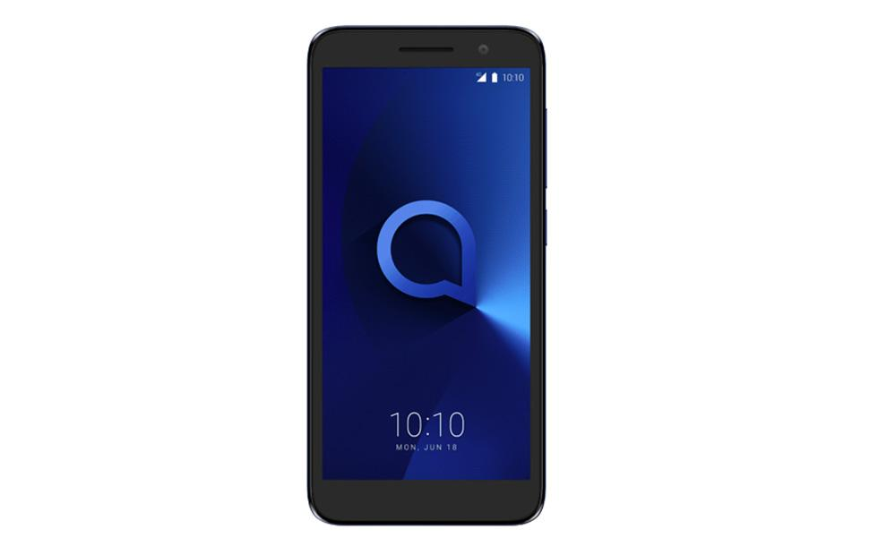 Alcatel 1 Android Go budget phone arrives in July with 18:9 display