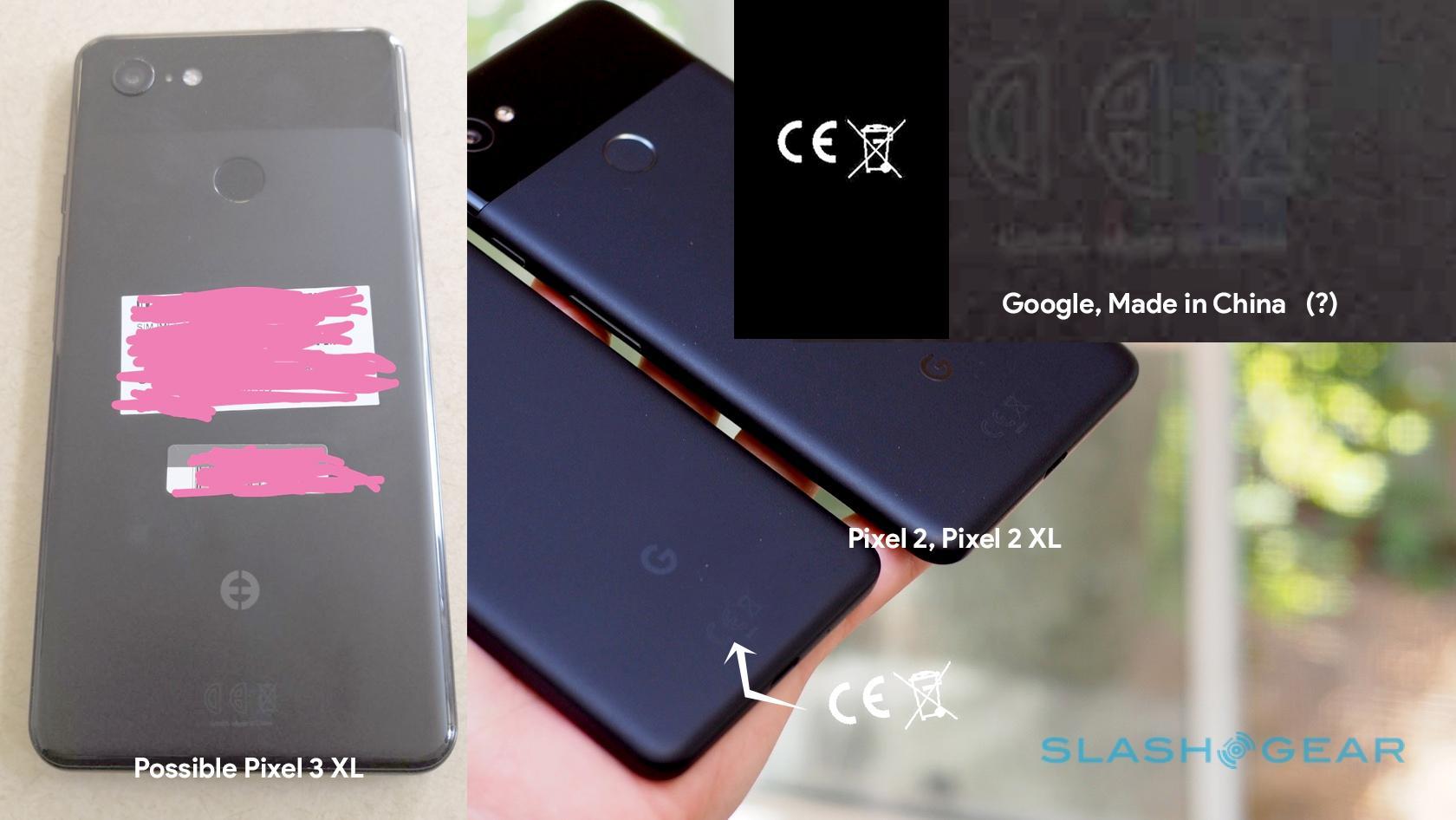 Pixel 3 XL seekers rejoice, here's a big fat leak - SlashGear
