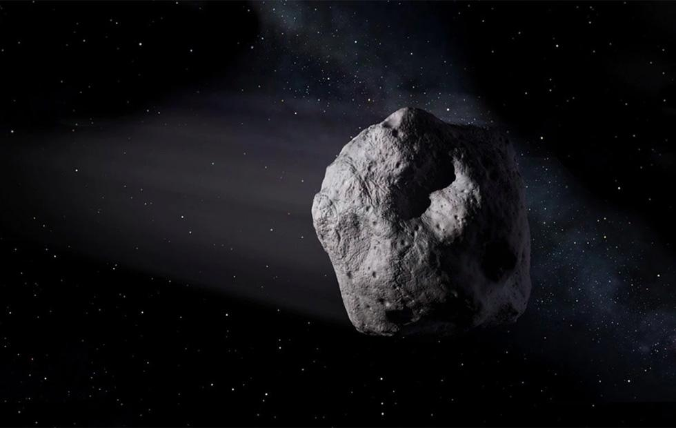 Small asteroid caused surprise fireball over Africa this weekend