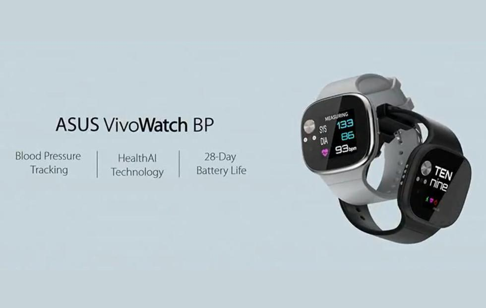 ASUS VivoWatch BP adds a missing piece to smartwatches