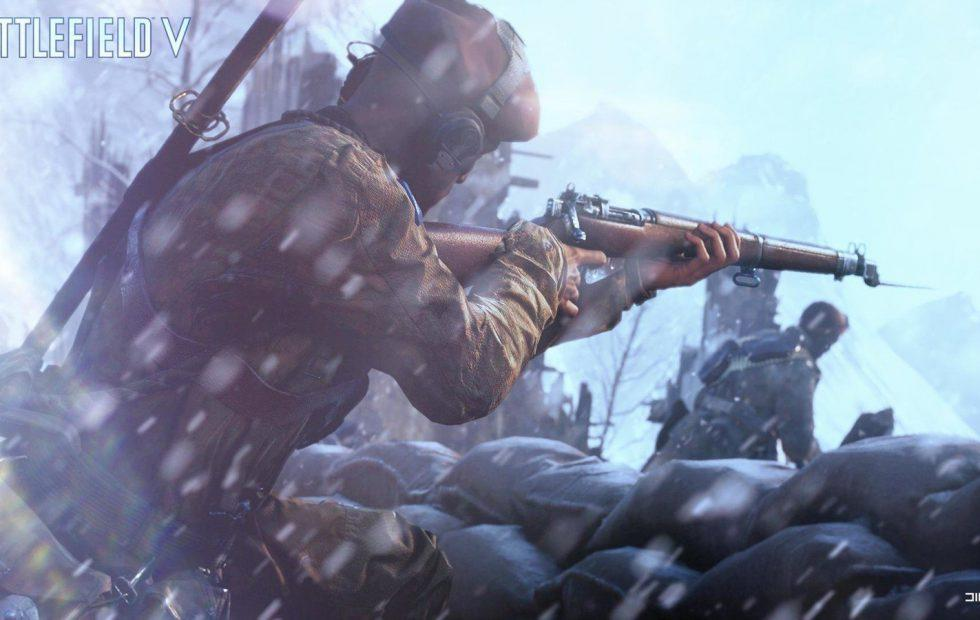 Battlefield V closed alpha begins tomorrow on PC: What you need to know