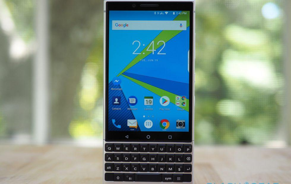 BlackBerry KEY2 Review: Growing keys, shrinking audience
