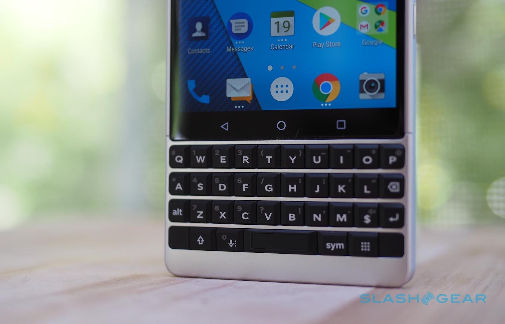 BlackBerry KEY2 Review: Growing keys, shrinking audience