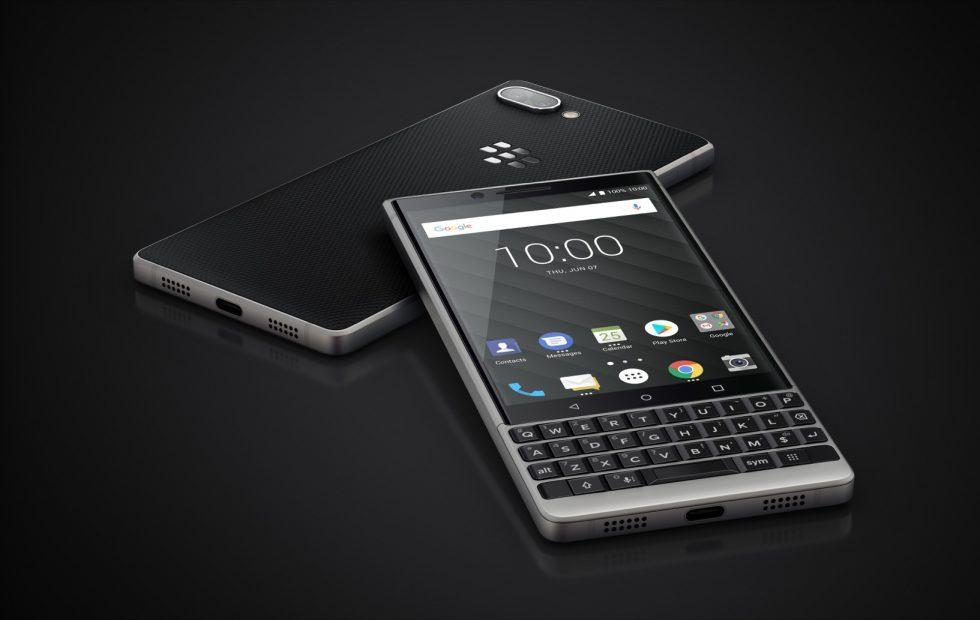 BlackBerry KEY2 gets dual cameras and smarter QWERTY
