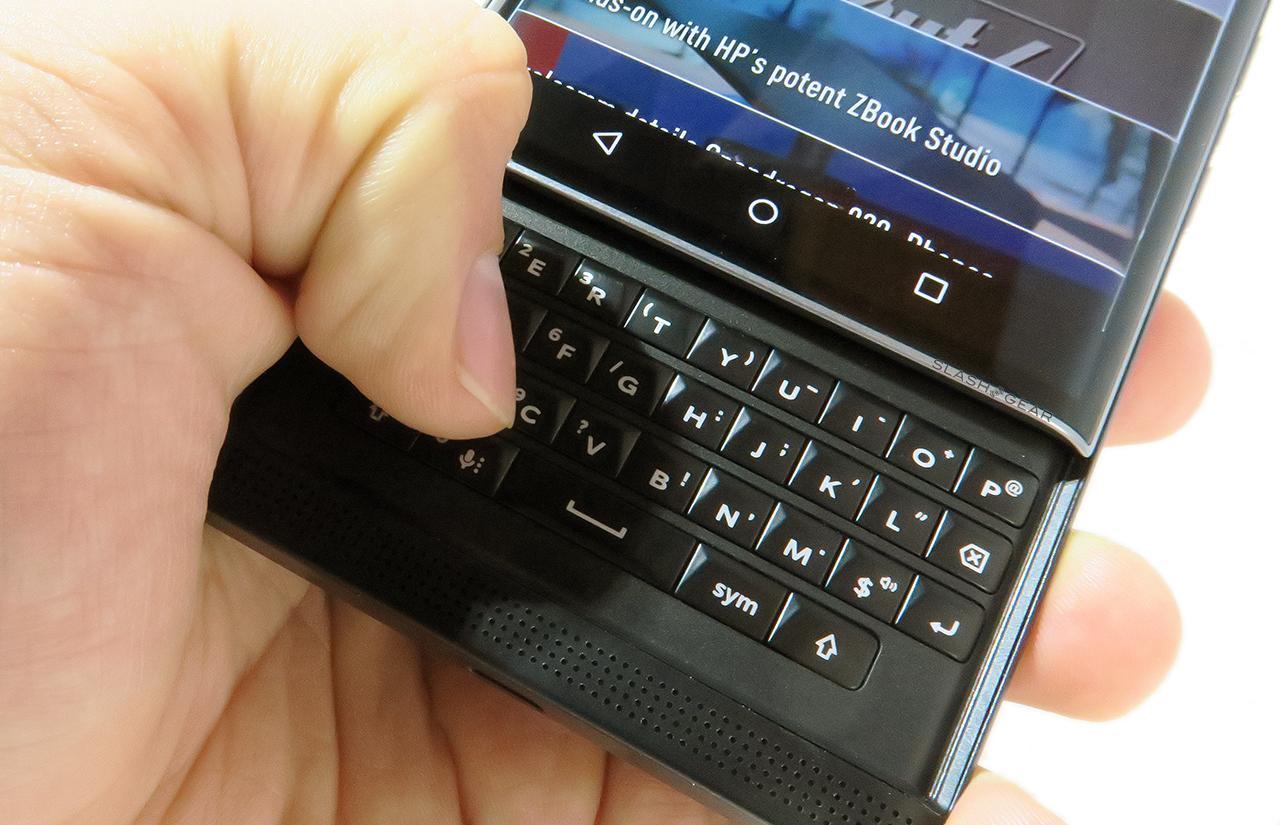Bring back the BlackBerry slider - SlashGear